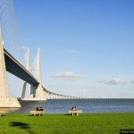 "the ""Vasco da Gama"" bridge"