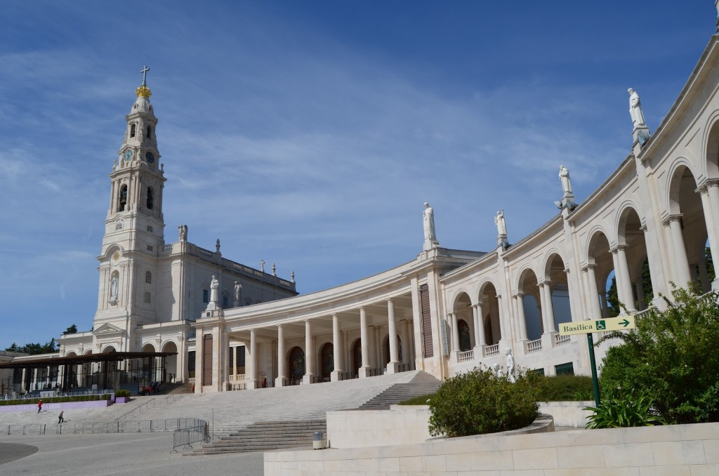 PILGRIMAGE TOUR TO FATIMA