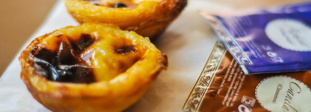 Pastéis de Belem (custard tart)
